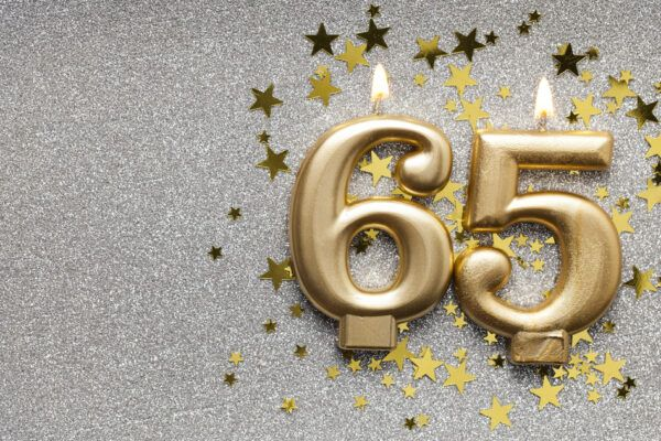 sixty-fifth birthday